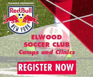 Red Bull Elwood Soccer Club Camps and Clinics 2018
